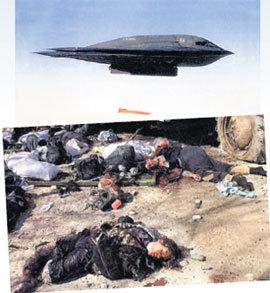 Десять лет назад США развязали кровавую бойню в самом центре Европы - американские «стелсы» начали бомбить мирный Белград