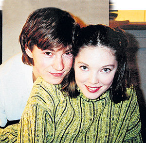 До встречи с Катей Илья был влюблён в Марину АНИКАНОВУ
