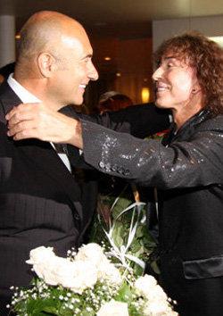 Почётным гостем на свадьбе племянницы Крутого был Валерий Леонтьев