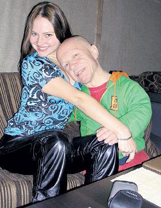 Владимир мечтал, чтобы Елена БЫСТРОВА родила ему ребёнка