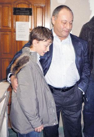 Миша СЛУЦКЕР ждёт встречи с судьёй