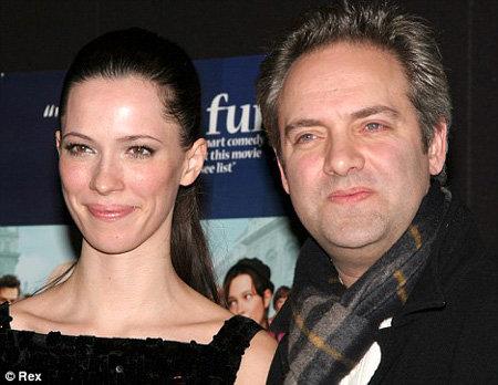 Ребекка Холл близко дружит с Сэмом Мендесом уже четыре года. Фото Daily Mail