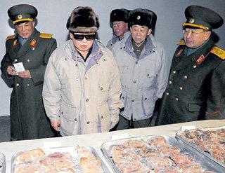Ким Чен Ир лично контролирует...