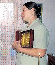 Елизавета Михайловна, бабушка Сони растила внучку в любви к ближним