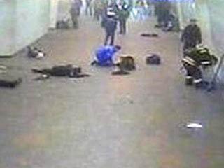 Взрыв на станции метро