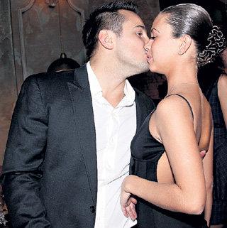 Свадьба Дмитрия и Дарьи не за горами  (фото автора)
