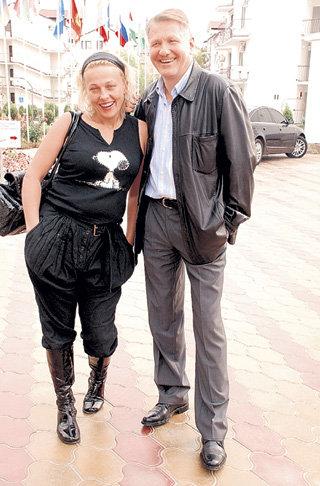 Игорь БОЧКИН ценит свою четвёртую жену не только за ум и красоту, но и за бесконечное терпение