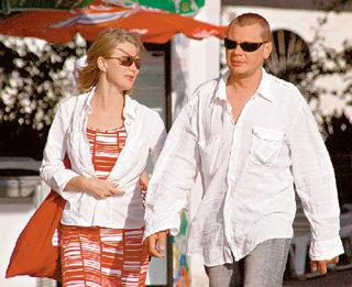 ...Даша и Влад были любящей парой