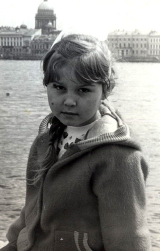 Наташа с детства видела фантомы