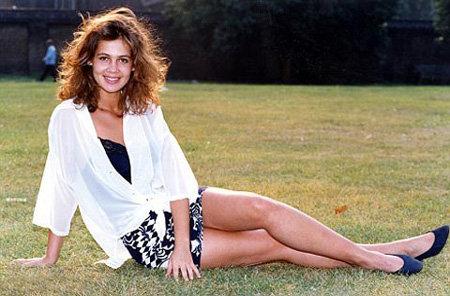 5 В 1991 году 18-летняя Юлия представляла Советский Союз на конкурсе