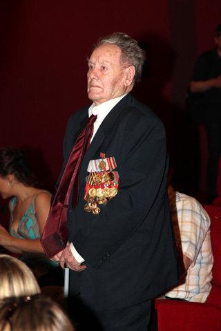 Один из последних защитников Брестской крепости Пётр Павлович Бондарев