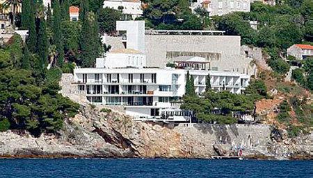 Кинозвёзды остановились в отеле «Vila Dubrovnik»