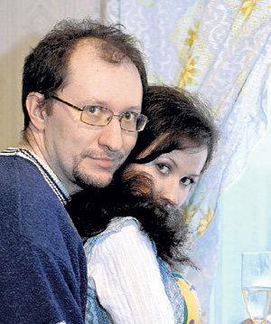 Евгений ФАТЬЯНОВ и Каролина ПОПОВА