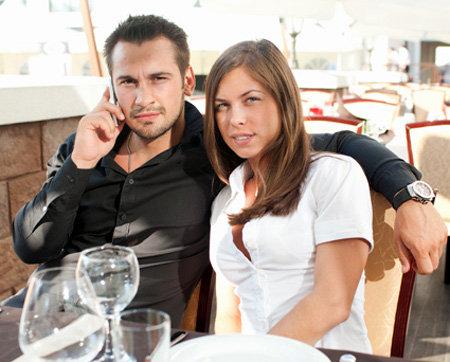 Дмитрий НОСОВ с женой Лерой. Фото Spletnik.ru