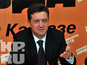Губернатор Ставропольского края Валерий ГЕАВСКИЙ. Фото kp.ru