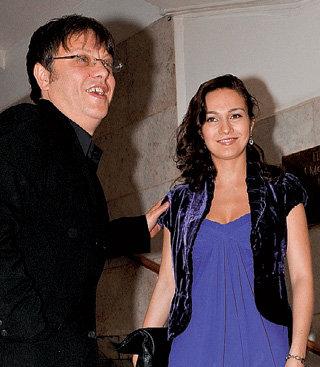Валерий ТОДОРОВСКИЙ отбил Евгению БРИК у Дмитрия, бросив ради неё семью