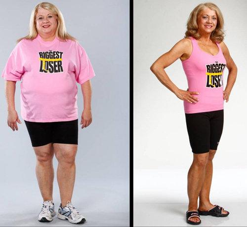 Шерри Джонстон (51 год). Начальный вес: 98 кг. Похудела до 53 кг. Потеряла: 45 кг