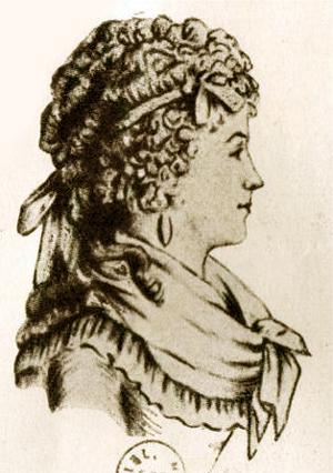 Рене-Пелажи де Сад, единственный достоверный портрет. Источник: diletant.media