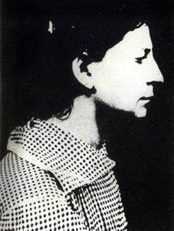 Фанни Каплан в 1907 году
