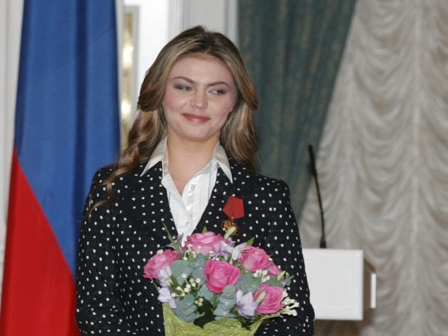 Алина Кабаева поддержала мужчин-гимнастов