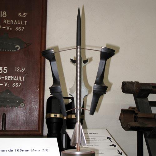 Подкалиберные снаряды снова «в моде» у военных. wikimedia