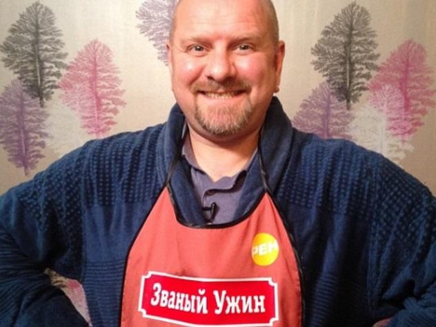 Григорий Шевчук объявил озакрытии телепередачи «Званый ужин»