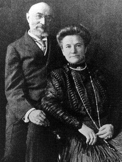 Исидор и Ида Штраус