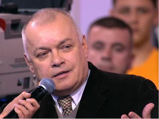 Киселев сравнил скандал между Ургантом иСоловьвым с1990-ми годами