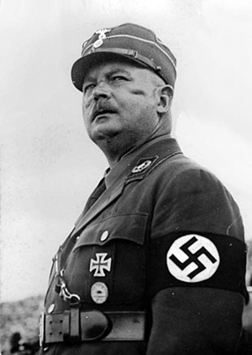 Эрнст Рём. wikimedia