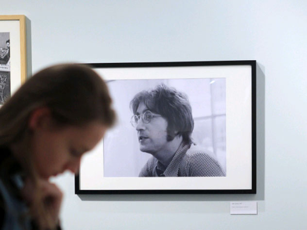 ВЛиверпуле отыскали доэтого неизвестные негативы Джона Леннона