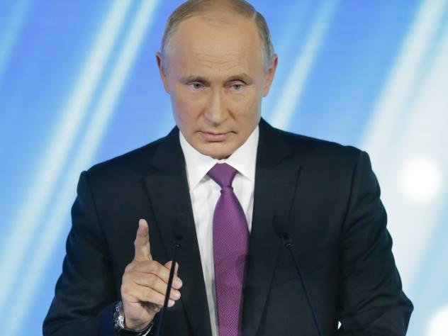 После запуска новых ракет РФ, англичане призвали дружить сПутиным