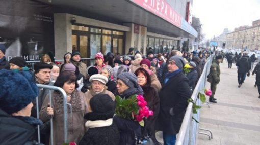 В российской столице сегодня прощаются сДмитрием Хворостовским