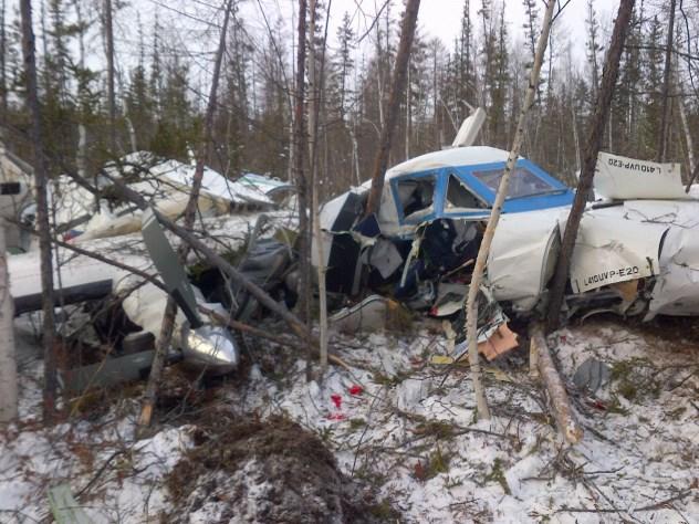 Пилоты разбившегося уНелькана L-410 сделали все, что отних зависело
