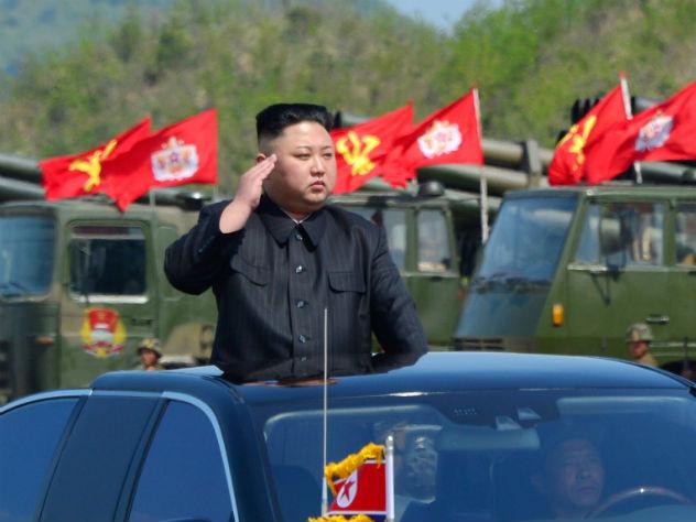 Руководитель Пентагона: северокорейская ракета достигла большей высоты, чем все прошлые