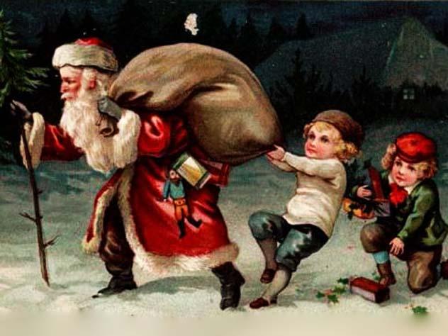 25декабря католики ипротестанты празднуют Рождество Христово