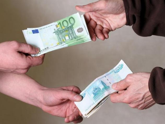 6000 рублей в евро