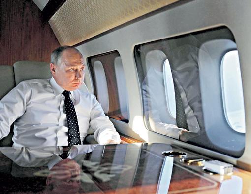 Владимир Путин совсем скоро посетит Хабаровский край