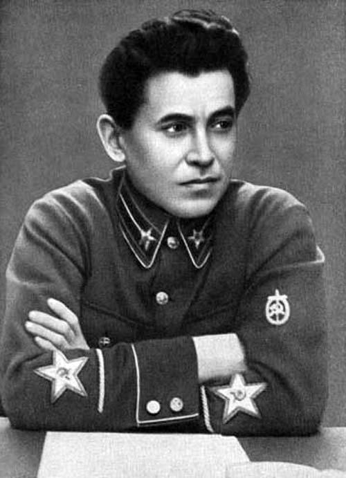 Николай Ежов. Источник: wikipedia