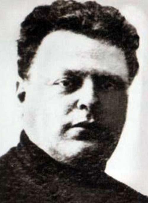 Исай Берг, изобретатель передвижной газовой камеры