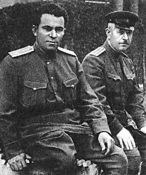 С.Н. Надарая – один из самых жестоких палачей НКВД. Фото: wikimedia.org