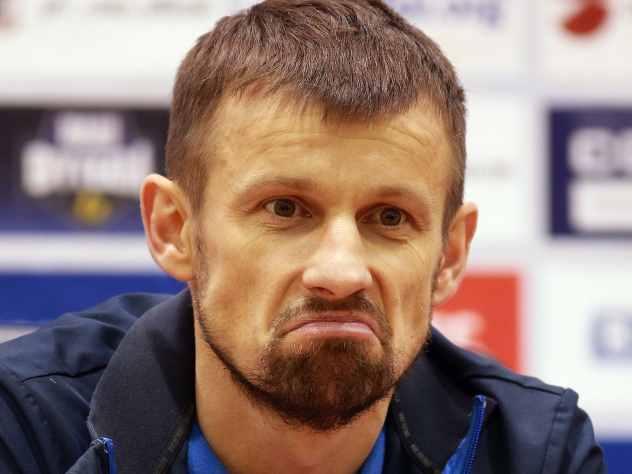 Главный тренер «Зенита» из Санкт-Петербурга Сергей Семак на один день приехал в Уфу, где успешно работал на протяжении целого сезона с местной командой.