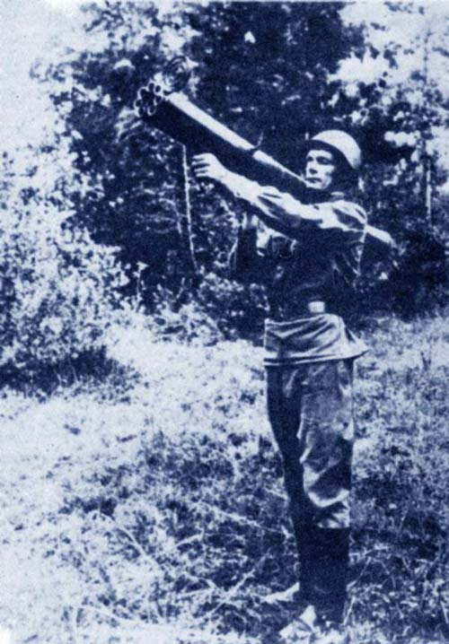 ПЗРК «Колос» на испытаниях, 1967-68 гг. Источник: wikipedia.org