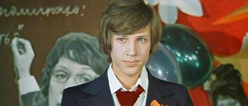 Дмитрий Харатьян в фильме «Розыгрыш», 1976 год. Кадр из фильма