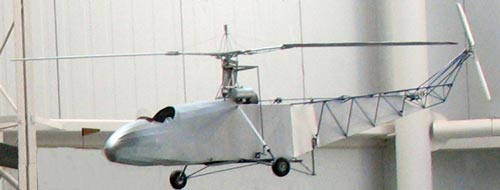 Вертолет Сикорского Vought-Sikorsky 300. Источник: wikipedia.org