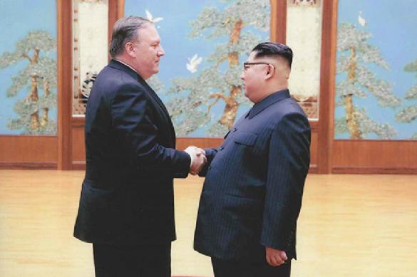 Майк Помпео встретится с представителями КНДР
