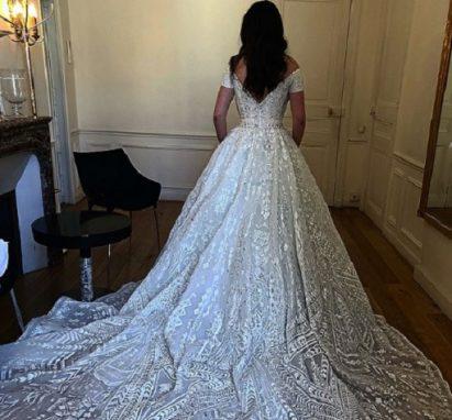 Платье 17-летней дочери олигарха Чигиринского.