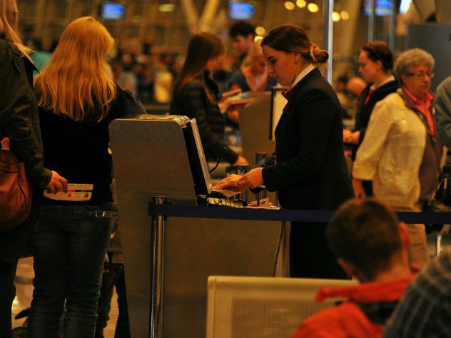 Работа сразу нескольких авиакомпаний оказалась нарушена из-за сбоя в международной системе авиационной связи SITA