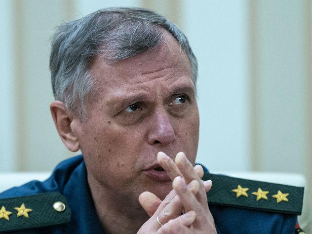 О том, что проверки возобновятся, сообщил заместитель главы ведомства Александр Чуприян