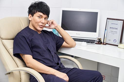 Пластический хирург Александр Вдовин
