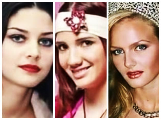 Королевы красоты